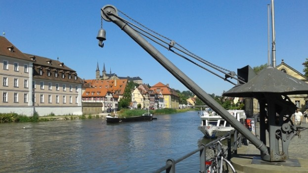 Stadtaufnahme Bamberg
