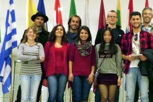 Exkursion nach Brüssel, Europäisches Parlament