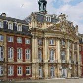 Schloss der Stadt Münster