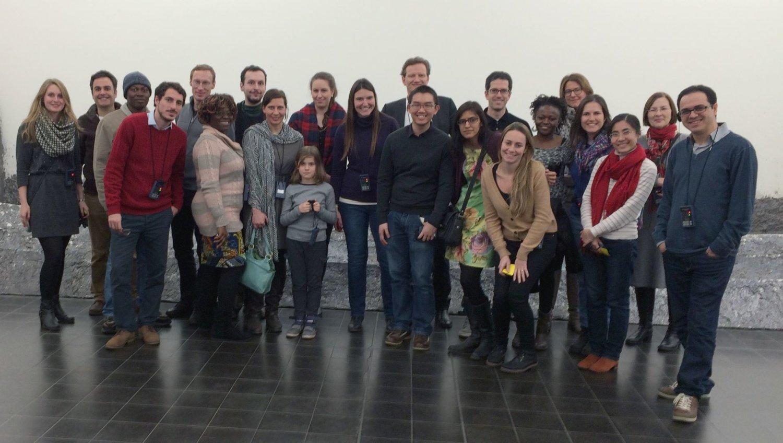 Gruppenfoto der Regionalgruppe Hamburg