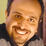 Portraitfoto des iranischen DAAD-Stipendiaten Rouzbeh Boloukian.