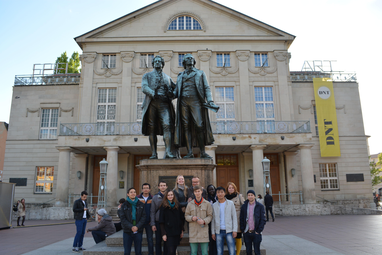 RG München in Weimar