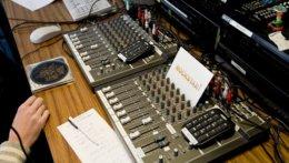 Radio-Mischpult