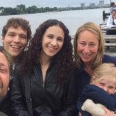DAAD Stipendiaten zu Gast bei einer deutschen Familie. (Deutschland hautnah - Germany behind the scenes)