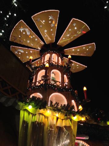 Besuch Auf Dem Weihnachtsmarkt.Pirna Besuch Auf Dem Weihnachtsmarkt Daad Freundeskreis